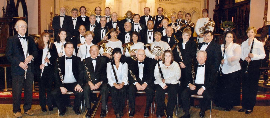 2003 Middlesex Symphonic Band